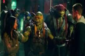 Teenage Mutant Ninja Turtles: Out of